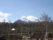 春の八ヶ岳